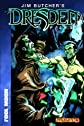Jim Butcher Dresden Files Fool Moon #4