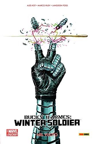 Bucky Barnes Winter Soldier 2 Nel Vuoto