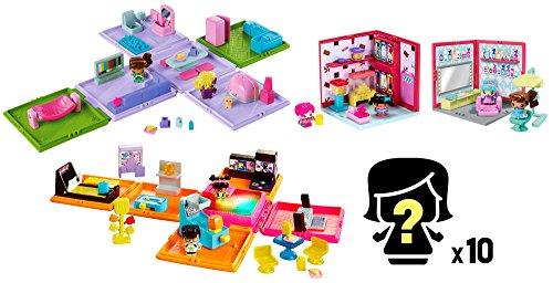 My Mini MixieQ's Bundle - Mini Rooms, Playsets, and Figures JungleDealsBlog.com