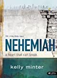 img - for Nehemiah: A Heart That Can Break Member Book (Living Room) by Kelly Minter (2012) Paperback book / textbook / text book