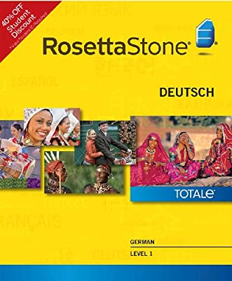 Rosetta Stone German Level 1 - Student Price (PC) [Download]