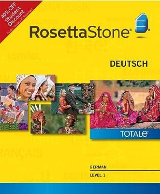 Rosetta Stone German Level 1 - Student Price (PC) [Download]