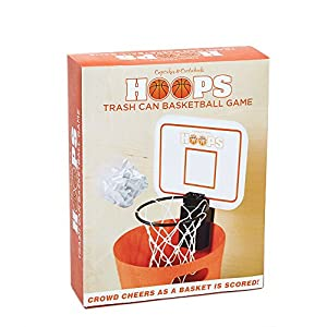 Two 39 s company trash can basketball game in gift box - Garbage can basketball hoop ...