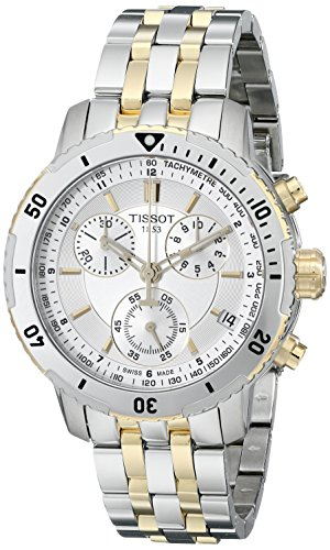 Tissot Men's Prs 200 Chrono Quartz Watch T0674172203100