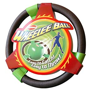 Wheelee Ball
