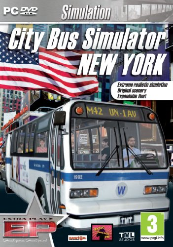 City Bus Simulator New York (PC)