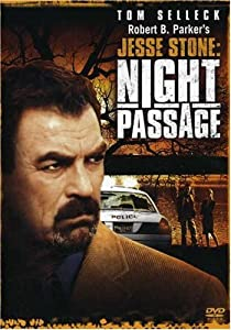 "Cover of ""Jesse Stone: Night Passage"""