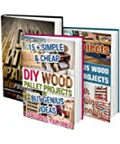 Amazing DIY Wood Pallets Projects BOX SET 3 IN 1: 50+ Outstanding Upcycling Ideas For Your Modern Home!: (Wood Pallet, DIY projects, DIY household hacks, DIY projects for your home and everyday life)
