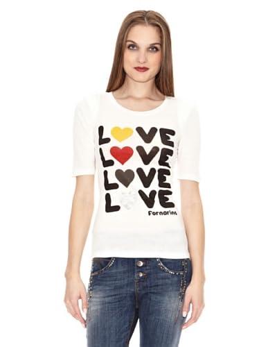 Fornarina T-shirt Catena More