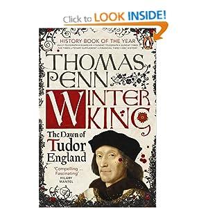 Winter King - Thomas Penn