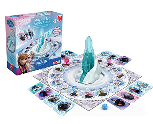 Disney Frozen - Magical Ice Palace Game