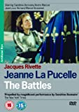 Jeanne La Pucelle - Part 1: The Battles [DVD] FORMAT, PAL) ジャンヌ ~愛と自由の天使~  北野義則ヨーロッパ映画ソムリエのベスト1995