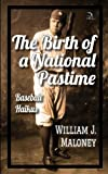 img - for The Birth of a National Pastime: Baseball Haikus book / textbook / text book