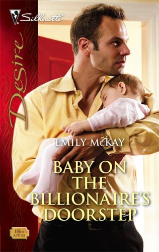 Image for Baby On The Billionaire's Doorstep (Silhouette Desire)
