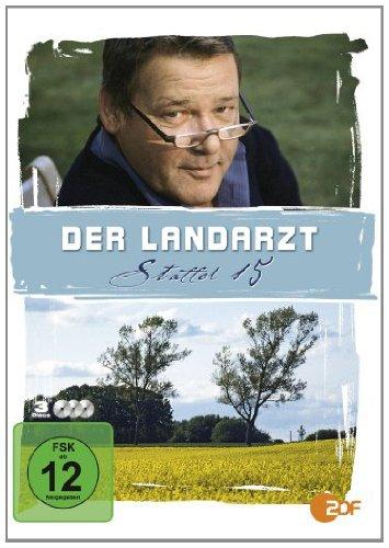 Der Landarzt - Staffel 15 [3 DVDs]