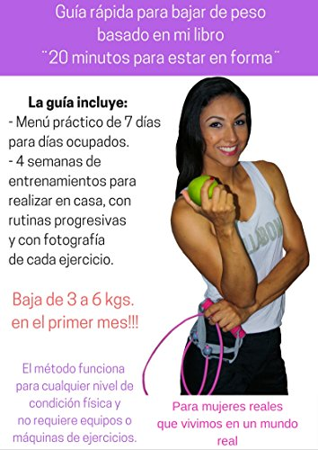 Guía rápida para bajar de peso: Resumen de š20 minutos para estar en formaš