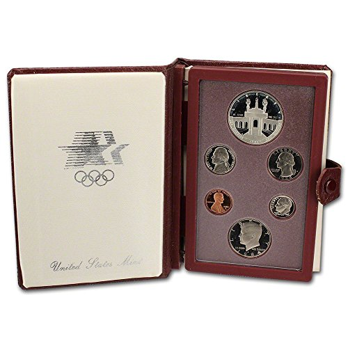 1984 US Mint Prestige Proof Set