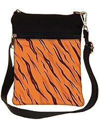 Snoogg Adivasi Styles Cross Body Tote Bag / Shoulder Sling Carry Bag