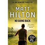 No Going Back: The Seventh Joe Hunter Thrillerby Matt Hilton
