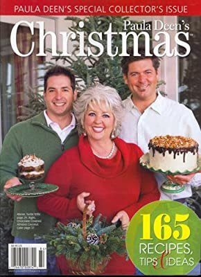 Click for Paula Deen's Christmas, Special 2008 Issue