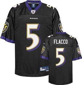 Reebok Baltimore Ravens Joe Flacco Premier Alternate Jersey by Reebok