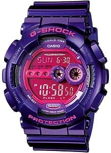 Casio Unisex G-Shock Watch GD100SC-6