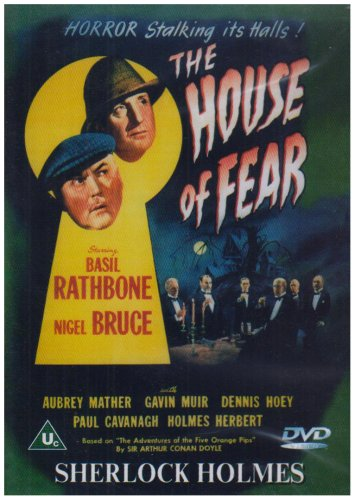 The House of Fear [Reino Unido] [DVD]