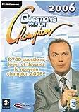 echange, troc Questions pour un champion 2006
