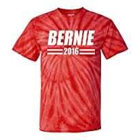 Tie-Dye: Bernie For President 2016 T-Shirt