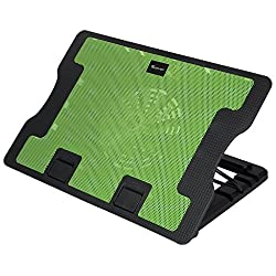 3 year warranty iConnect World Laptop Cooling Pad 638 (GREEN)