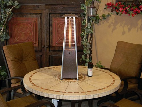 Golden-Flame-Quartz-Glass-Tube-Table-Top-Propane-Heater-Mocha-Bronze
