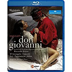 Mozart don giovanni [Blu-ray]