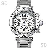[カルティエ]Cartier腕時計 パシャ シータイマークロノグラフ シルバー Ref:W31089M7 メンズ [中古] [並行輸入品]