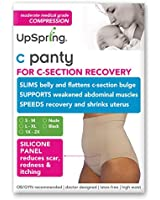 C-Panty High Waist Incision Care C-Section Panty