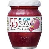 アヲハタ55 ピーチ・メルバ(白桃・ラズベリー) 150g