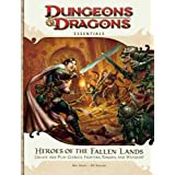 Player's Essentials: Heroes of the Fallen Lands: A 4th Edition D&d Supplement (Dungeons & Dragons)by Mike Mearls