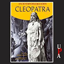 Ancient World Leaders: Cleopatra Audiobook by Ron Miller Narrated by Victoria McGee