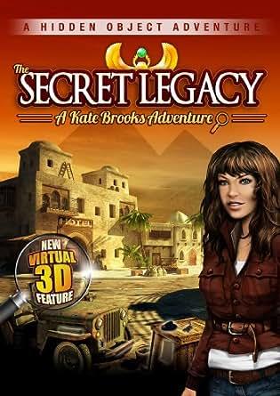 The Secret Legacy A Kate Brooks Adventure [Download]
