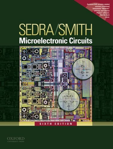 Microelectronic Circuits (Oxford Series in Electrical and...