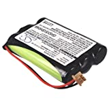 Battery for Panasonic KX-TCA10CE Ni-MH 3.6V 600mAh - HHR-P101E, HHR-P101E/1B
