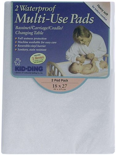 Waterproof Multi-Use Pad 18 x 27- 2 Pack