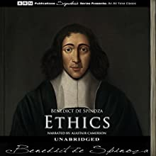 Ethics Audiobook by Benedict de Spinoza Narrated by Alastair Cameron