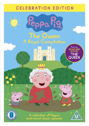 Peppa Pig: The Queen Royal Compilation (Vol 16)