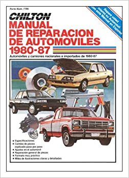 Chilton Auto Repair Manual Free
