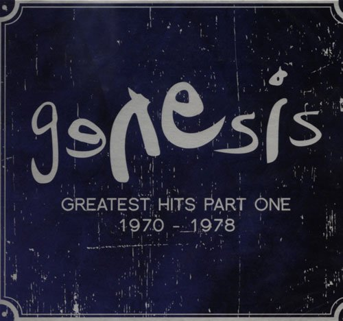 GENESIS - GREATEST HITS PART 1 (1970-1978) [2CD][IMPORT][DIGIPACK]