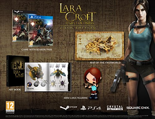 Lara Croft and The Temple of Osiris: Gold Edition screenshot