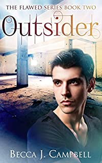 Outsider: The Flawed Series Book Two by Becca J. Campbell ebook deal