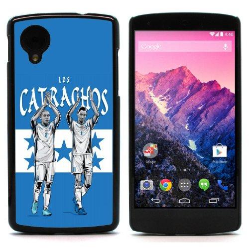 "Sale alerts for Unbranded Honduras ""Los Catrachos"" Hondurian Flag Soccer World Cup Football Team Hard Case Cover for LG Nexus 5 - Covvet"