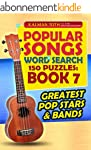 Popular Songs Word Search 150 Puzzles...
