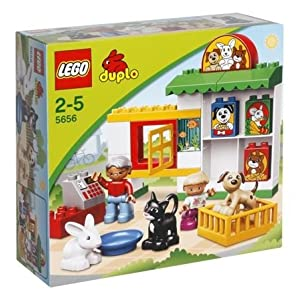 Lego - Duplo Pet Shop